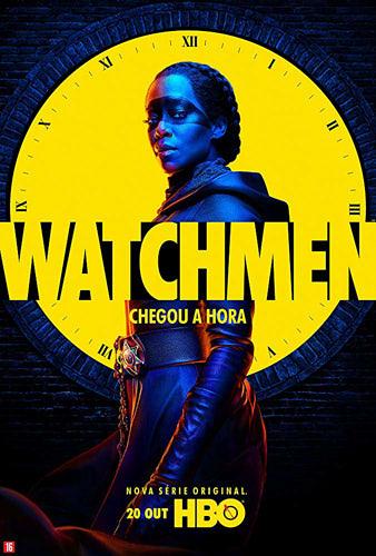HBO版『ウォッチメン』のポスター