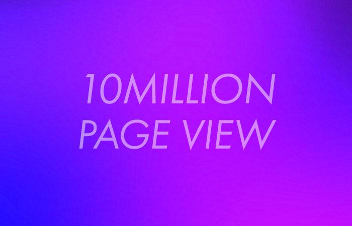【映画ブロガー】累計1000万アクセス数 達成ブログの収益を後悔します
