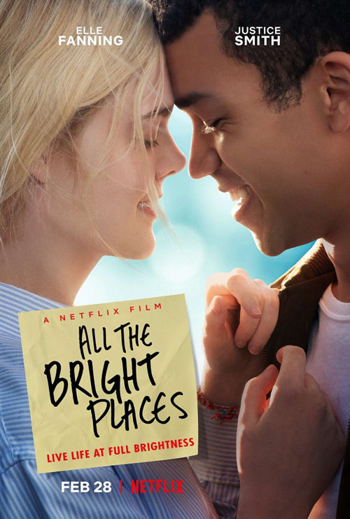 Netflixオリジナル映画【最高に素晴らしいこと】のポスター