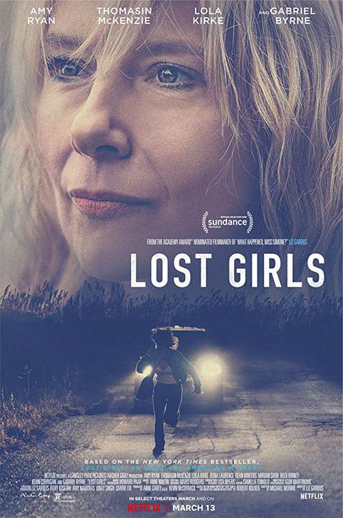 Netflix映画『ロストガールズ』のポスター