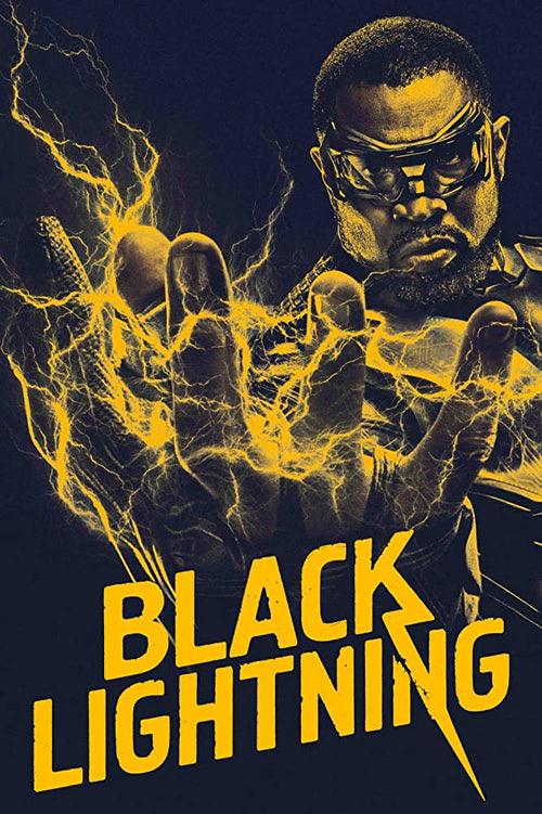 ドラマ『ブラックライトニング』のポスター