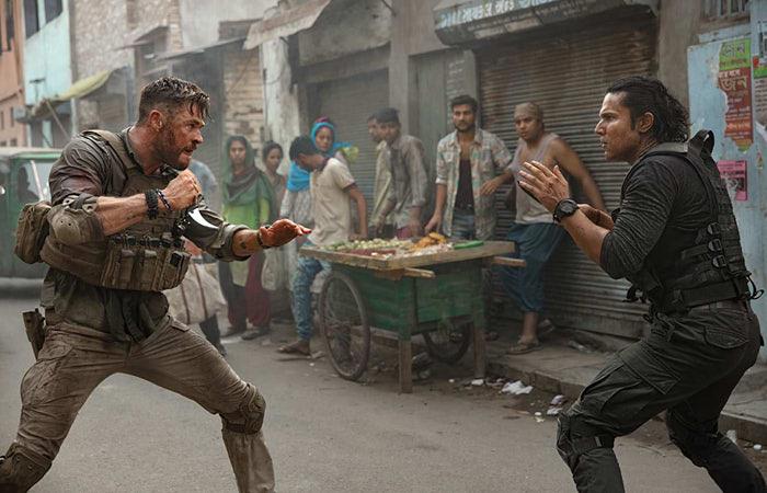ネタバレ感想【タイラーレイク命の奪還】傭兵のソーがレッドガーディアンと戦うアベンジャーズ製作のアメコミ映画