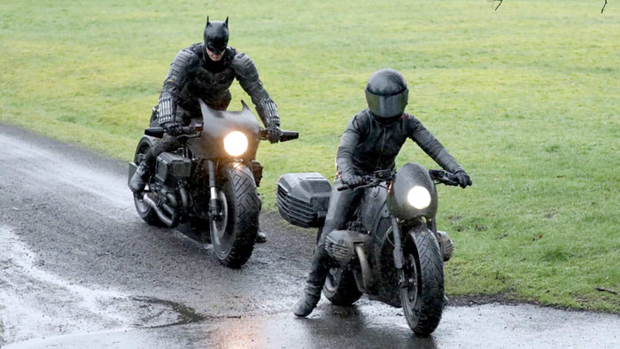 バットモービル&バットバイクが割と残念な件