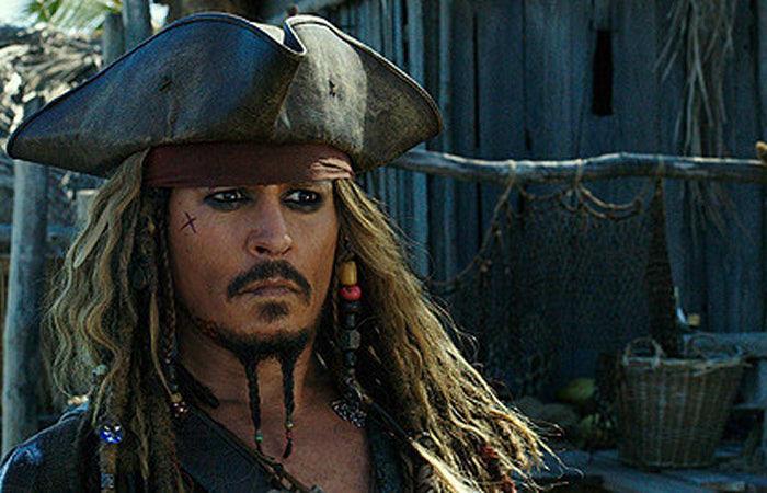 パイレーツ・オブ・カリビアン/最後の海賊の一場面