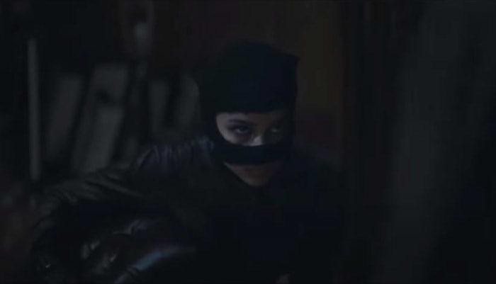 ゾーイ・クラヴィッツ as キャットウーマン / セリーナ・カイル
