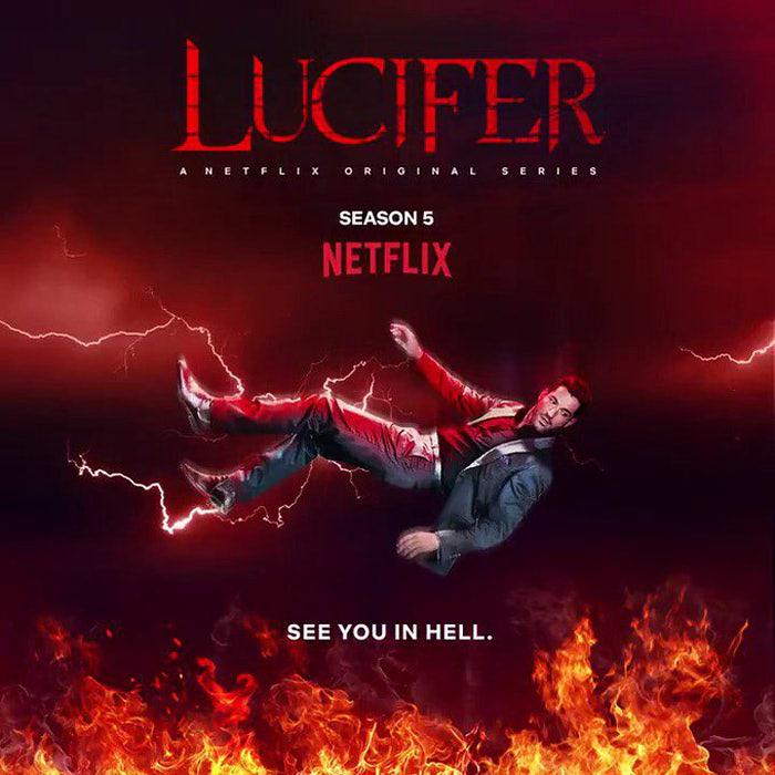 『LUCIFER/ルシファー』のポスター
