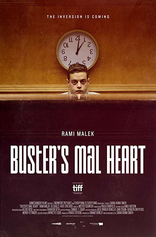 『バスターの壊れた心』のポスター