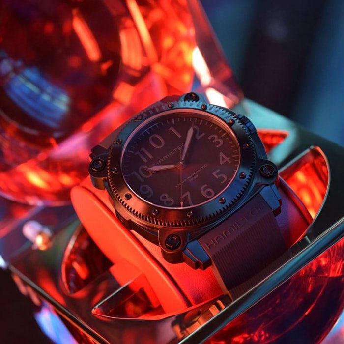 『テネット』の時計