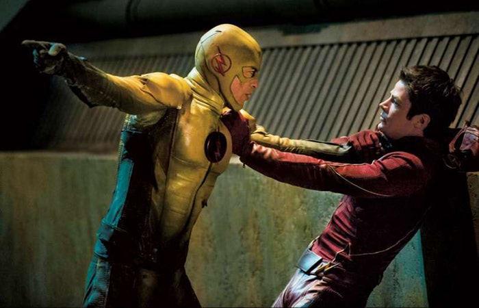 『The Flash / フラッシュ』の一場面