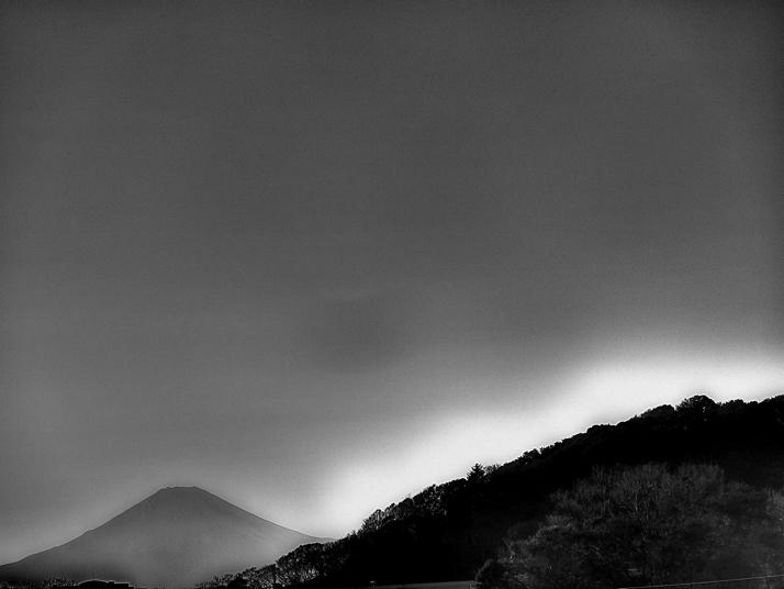 富士山ドラマチック