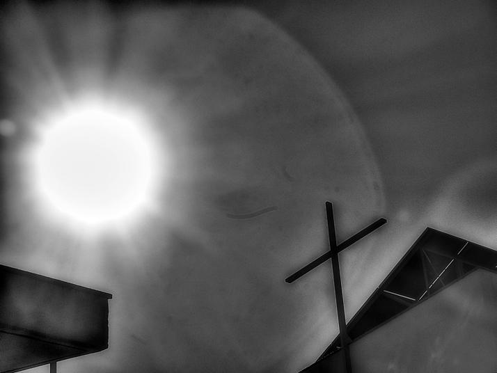 太陽と十字架