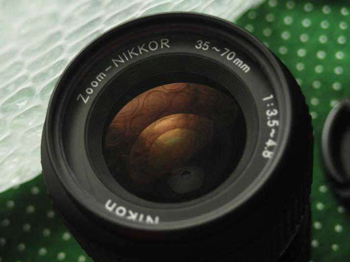 ZoomNIKKOR 35~70mm 1:3.5~4.8
