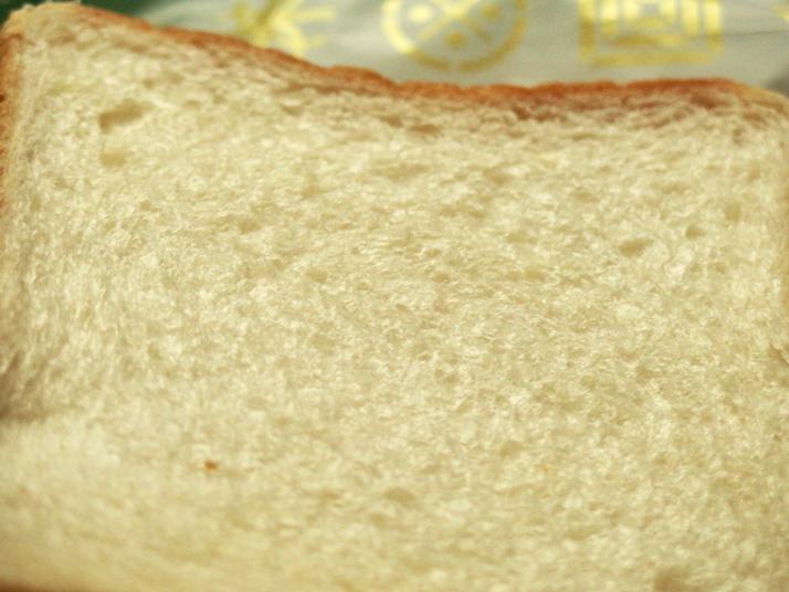 米粉入りもっちり食パン