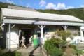 JR久留里線の終着駅、上総亀山駅(千葉県君津市)。のどかな農村の中