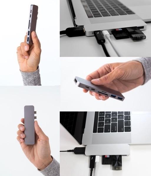 act2 HyperDrive Thunderbolt 3 USB-C Hub