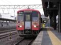 大糸線 キハ120形(糸魚川駅にて)
