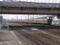 福島駅にて 211系2000番台
