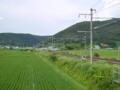 北赤湯信号場