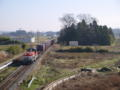 石巻線の貨物列車