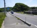 陸前富山駅代行バス乗り場