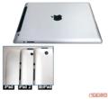 「iPad 3」の背面シェル写真:蘋果日報(Apple Daily)