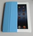 新しいiPad(第3世代/iPad3)に純正スマートカバーを取り付け