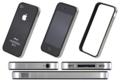 パワーサポート フラットバンパーセット iPhone4S/4