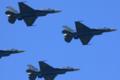オープニングフライトF-2@松島基地航空祭