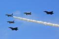 オープニングフライト異機種編隊@松島基地航空祭