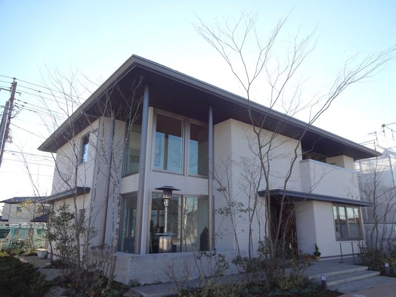 建築事例ルーフバルコニー