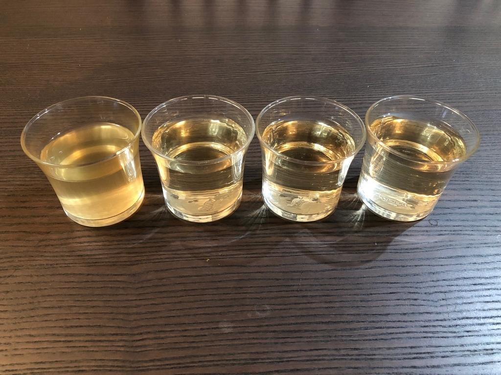 タバスコ希釈液