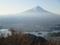 御坂黒岳から 2017/11