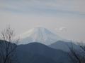 倉岳山から 2018/12