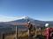 杓子山から 2017/12