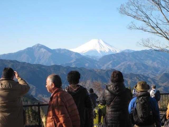 高尾山2015/1