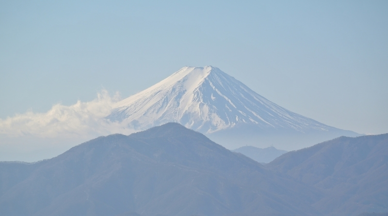 七ツ石山2014/10