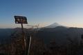 滝子山 2017/11