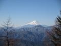 七ツ石山 2019/3