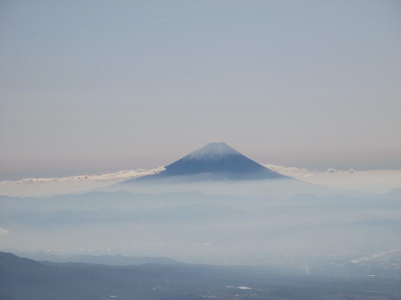 権現岳2019/11