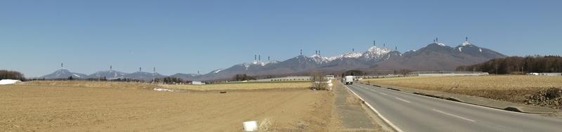 八ヶ岳原村
