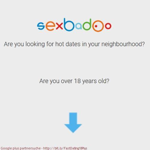 Google plus partnersuche - http://bit.ly/FastDating18Plus