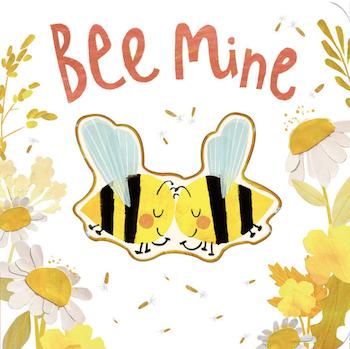 英語絵本 Bee Mine by Patricia Hegarty & Bryony Clarkson