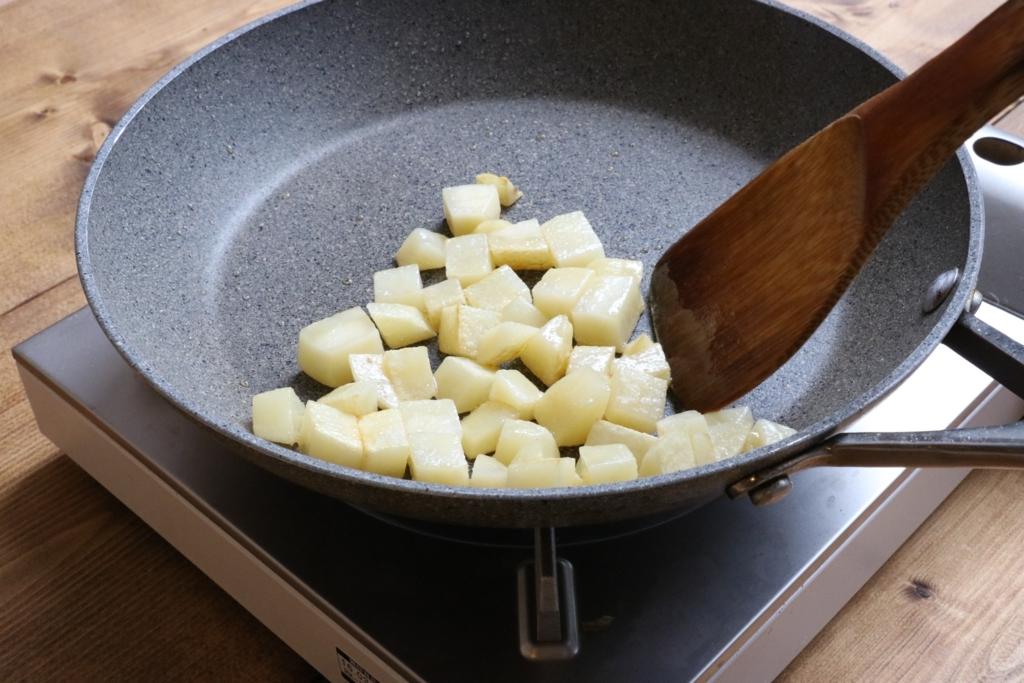 うわさの「チーズタッカルビ」をフライパン1つで再現!【甘辛濃厚メチャウマ】