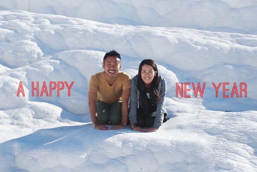 2016年新年のご挨拶写真