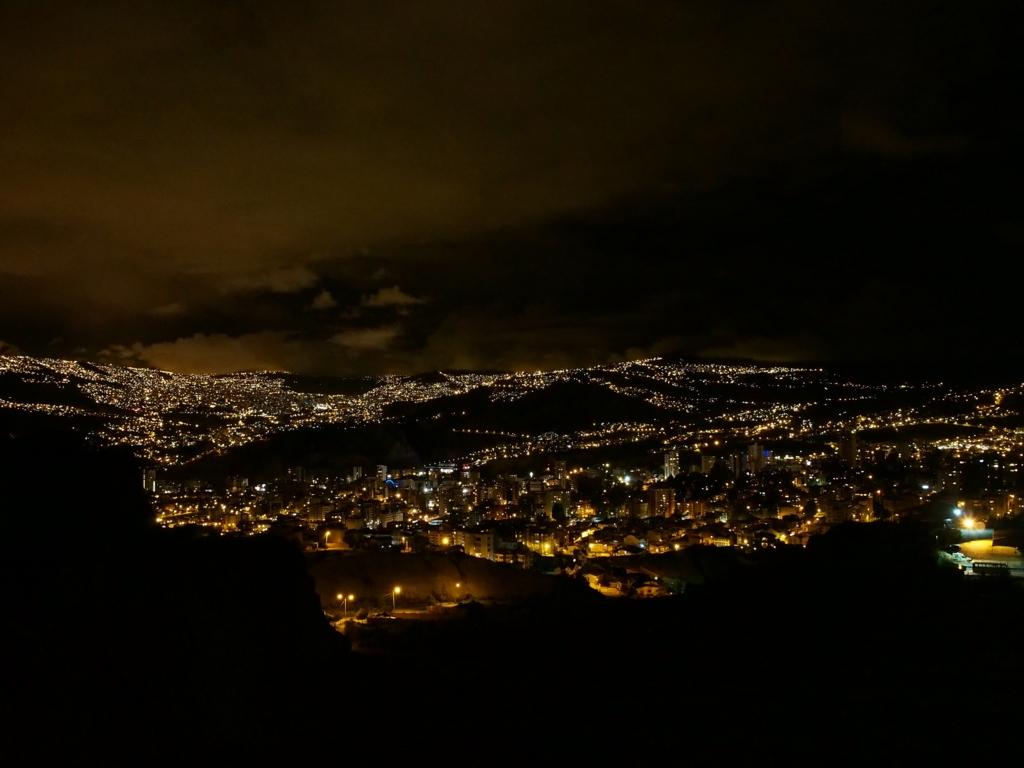 南地区の夜景その1
