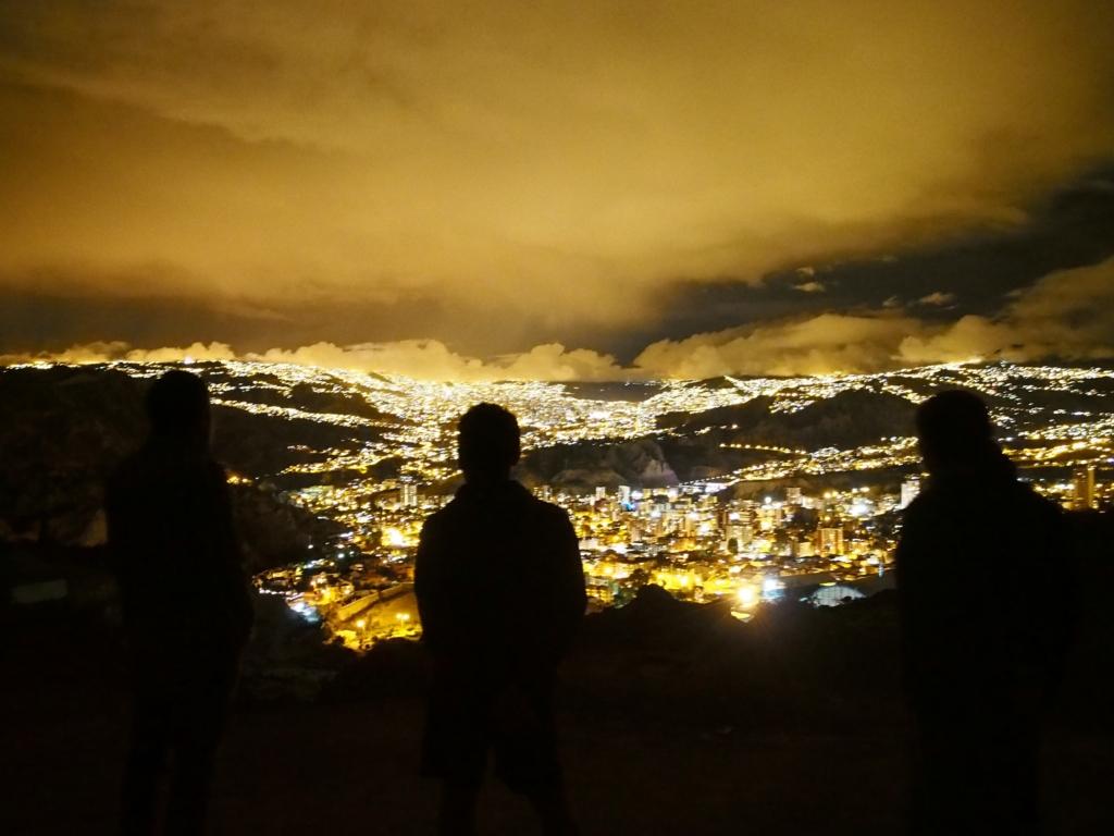 南地区の夜景その2