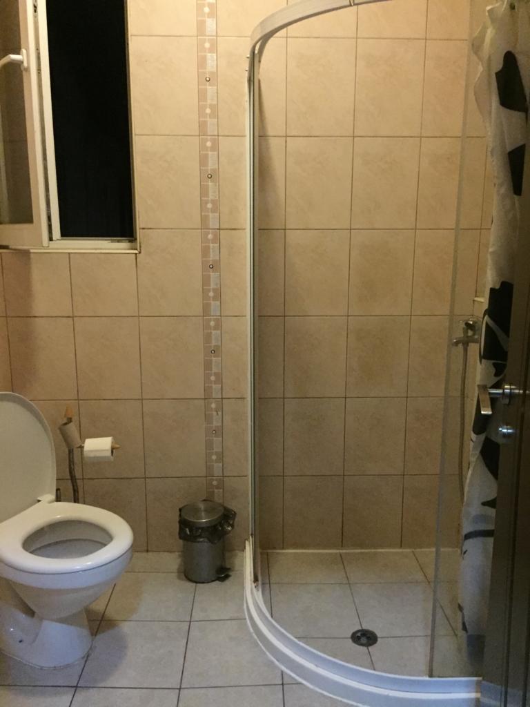 2階フロアのシャワートイレ
