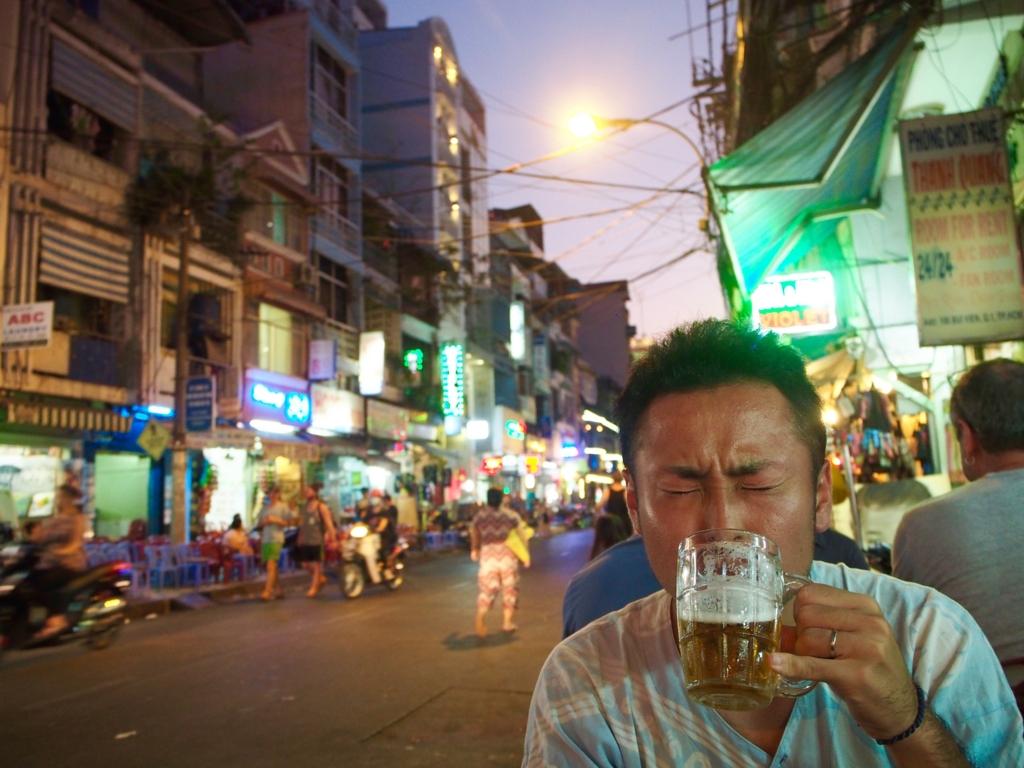 旦那さんプロフィール用画像ヤンゴン