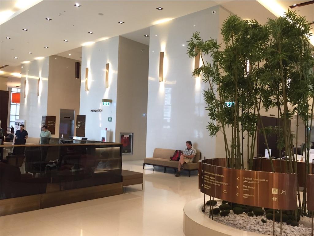 バンコクで受診した豪華な病院