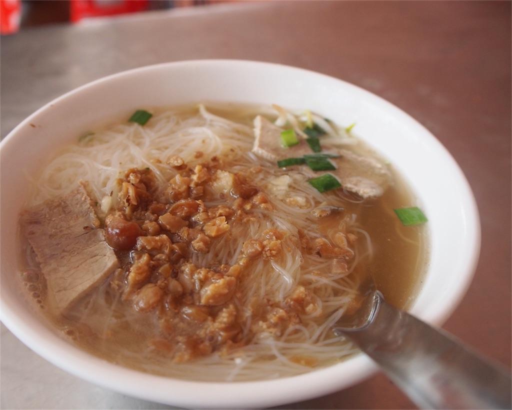 瀬川水餃の麺その①